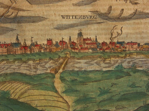 Wittenburg of Luther