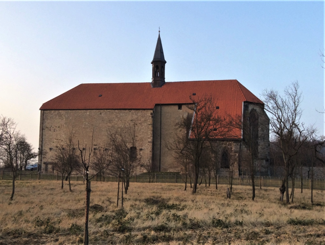 Kloster (Monastery) Wittenburg - South Face