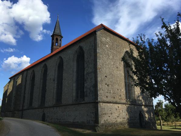 Kloster (Monastery) Wittenburg - Western Entrance