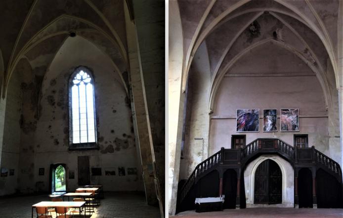 Kloster (Monastery) Wittenburg - Western Interior